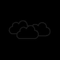 clouds Color Page