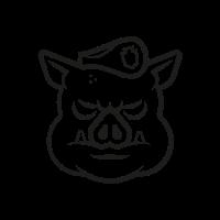 war-pig Coloring Page